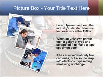 Maintenance Service PowerPoint Template - Slide 17