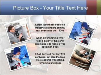 Maintenance Service PowerPoint Template - Slide 24