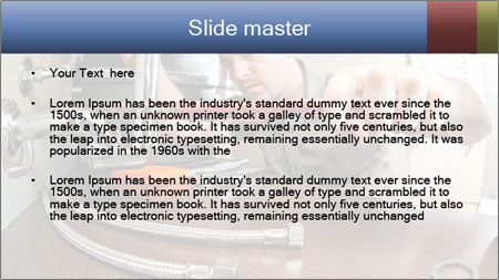 Maintenance Service PowerPoint Template - Slide 2