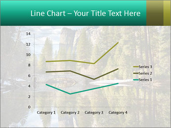 Pine Trees And Lake PowerPoint Templates - Slide 54