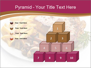 Steak And Chips PowerPoint Template - Slide 31