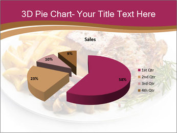 Steak And Chips PowerPoint Template - Slide 35