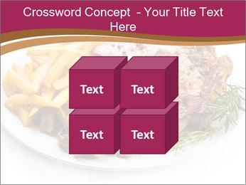 Steak And Chips PowerPoint Template - Slide 39