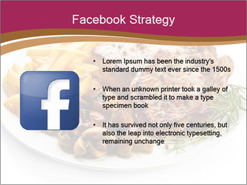 Steak And Chips PowerPoint Template - Slide 6