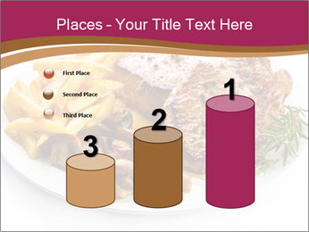 Steak And Chips PowerPoint Template - Slide 65