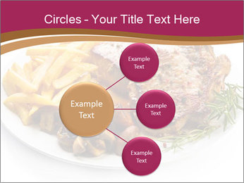 Steak And Chips PowerPoint Template - Slide 79