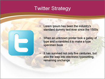 Steak And Chips PowerPoint Template - Slide 9