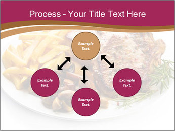 Steak And Chips PowerPoint Template - Slide 91