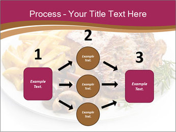 Steak And Chips PowerPoint Template - Slide 92