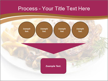 Steak And Chips PowerPoint Template - Slide 93