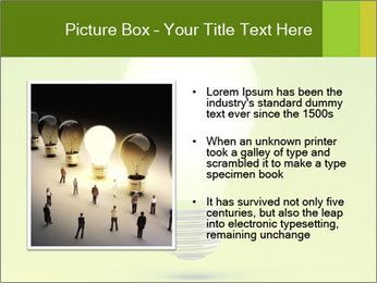 Efficient Green Energy PowerPoint Template - Slide 13