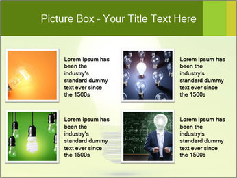 Efficient Green Energy PowerPoint Template - Slide 14