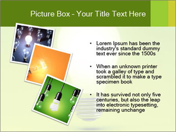 Efficient Green Energy PowerPoint Template - Slide 17