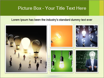 Efficient Green Energy PowerPoint Template - Slide 19