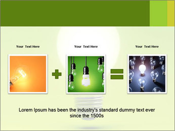 Efficient Green Energy PowerPoint Template - Slide 22