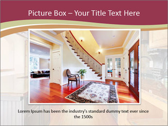 Kitchen Interior PowerPoint Template - Slide 15