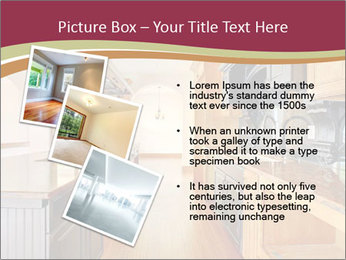 Kitchen Interior PowerPoint Templates - Slide 17