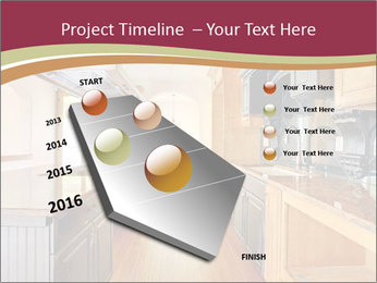 Kitchen Interior PowerPoint Templates - Slide 26