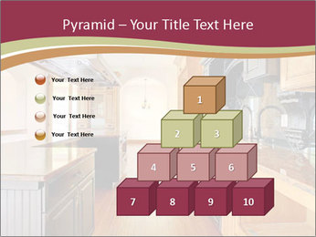 Kitchen Interior PowerPoint Templates - Slide 31