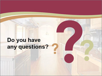 Kitchen Interior PowerPoint Templates - Slide 96