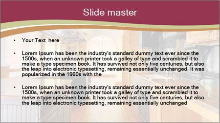 Kitchen Interior PowerPoint Template - Slide 2