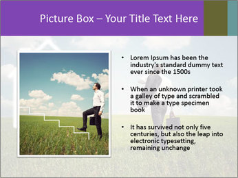 Imaginary House PowerPoint Template - Slide 13