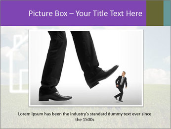 Imaginary House PowerPoint Template - Slide 16