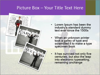 Imaginary House PowerPoint Template - Slide 17