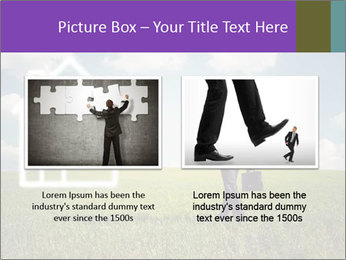 Imaginary House PowerPoint Template - Slide 18
