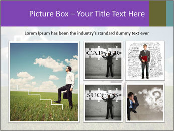 Imaginary House PowerPoint Template - Slide 19