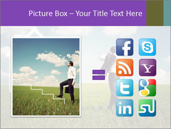 Imaginary House PowerPoint Template - Slide 21