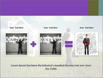 Imaginary House PowerPoint Template - Slide 22