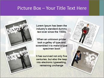 Imaginary House PowerPoint Template - Slide 24