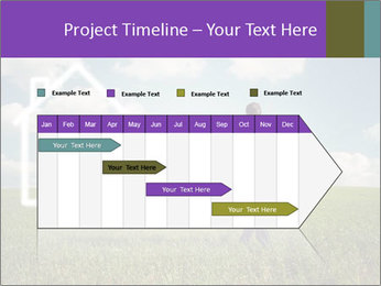 Imaginary House PowerPoint Template - Slide 25