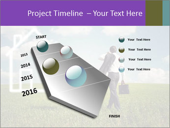 Imaginary House PowerPoint Template - Slide 26