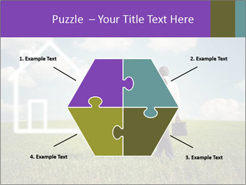 Imaginary House PowerPoint Template - Slide 40