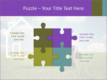 Imaginary House PowerPoint Template - Slide 43