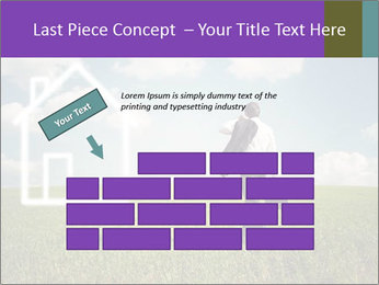 Imaginary House PowerPoint Template - Slide 46