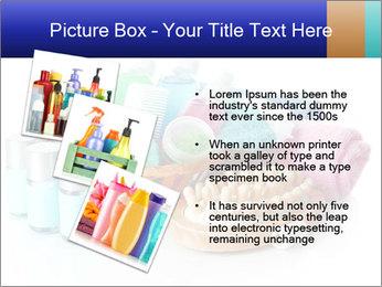 Bathroom Accessories PowerPoint Template - Slide 17