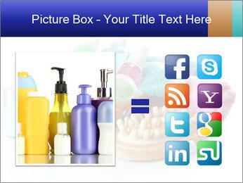 Bathroom Accessories PowerPoint Template - Slide 21