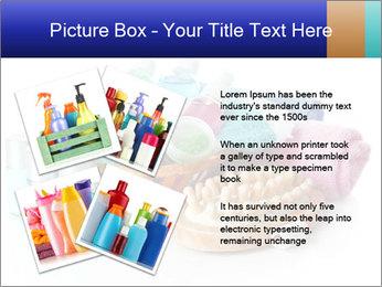 Bathroom Accessories PowerPoint Template - Slide 23