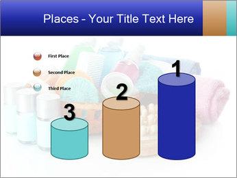 Bathroom Accessories PowerPoint Template - Slide 65