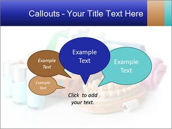 Bathroom Accessories PowerPoint Template - Slide 73