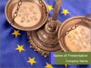 European Court PowerPoint Templates