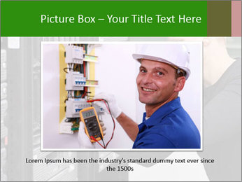 Equipment Repairing PowerPoint Template - Slide 15