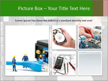Equipment Repairing PowerPoint Template - Slide 19