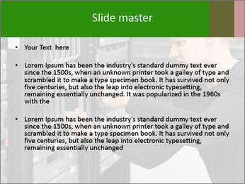 Equipment Repairing PowerPoint Template - Slide 2