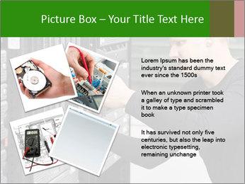 Equipment Repairing PowerPoint Template - Slide 23