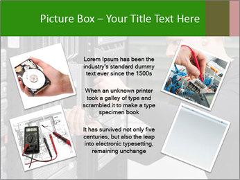 Equipment Repairing PowerPoint Template - Slide 24