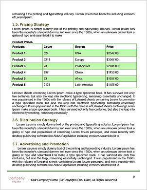 0000091010 Word Template - Page 9